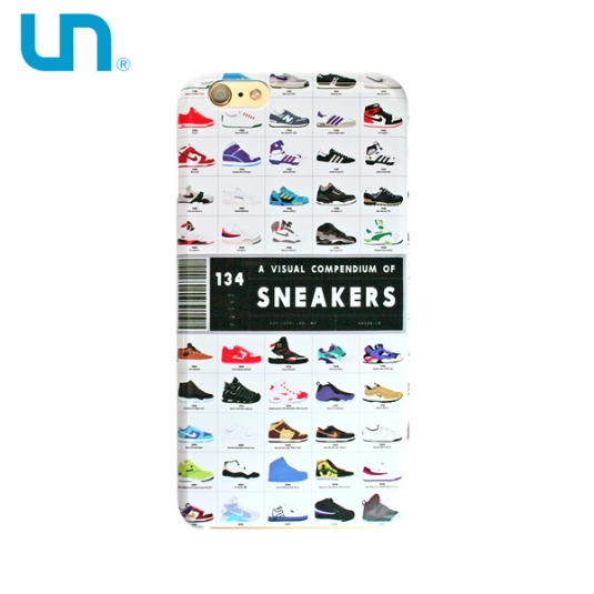 Uncommon Clear Deflector  Sneakers 保护壳 iPhone6 Plus