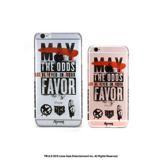 1626×paperworks×The Hunger Games  iPhone6P/6Ps手机壳 全包边